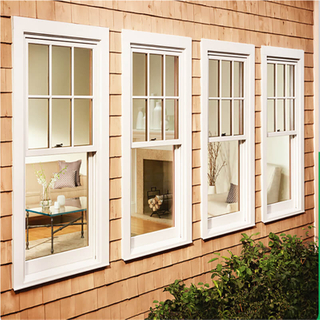 Safe And Reliable Aluminum Single Sliding Window for Home with Tempered Glass