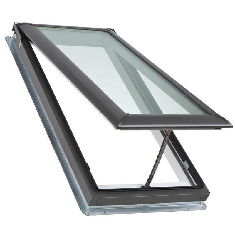 Professional Brand Supply Electric Skylight for Villas with Thermal Insulation