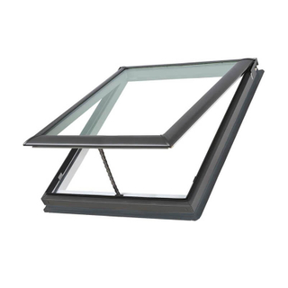 2018 Latest Aluminum Alloy Manual Skylight for Home with Optional Color